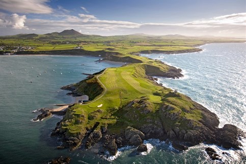 Llyn Peninsula, scenery, watersports, golf
